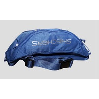 Skechers Santa Monica Waist Bum Bag Travel Money Phone Zip Pouch - Blue