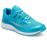 Saucony Youth Girls S Ride ISO Sneakers Runners Medium Width Shoes - Blue