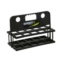 Summit 10x Water Bottle Bottle Carrier Soccer Football Rugby Sports Game Drink Holder