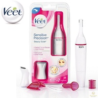 VEET Sensitive Precision Beauty Styler Trimmer Shaver [Batteries Included]