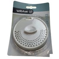 Pack of 2 WILTSHIRE Essentials Can Strainer with Ring Pull Hook Quality Colander